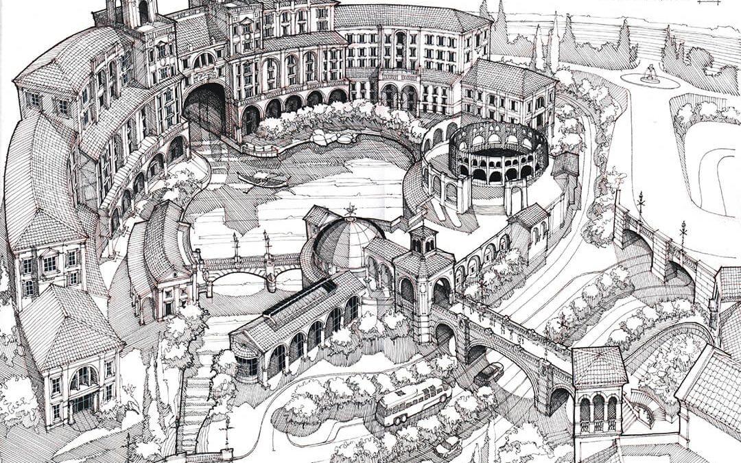 Sketch Montecasino – JL